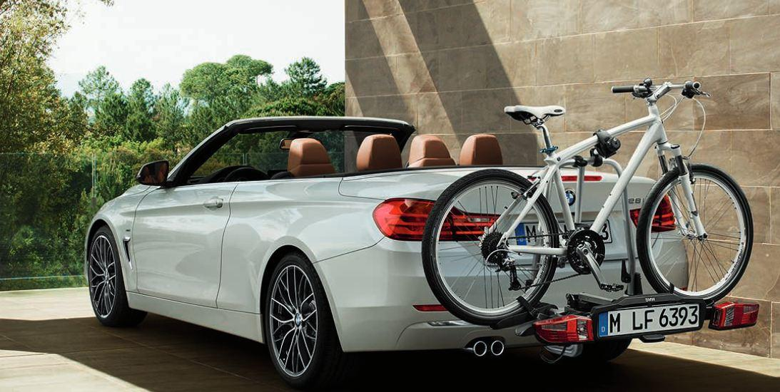 2014 BMW 4 Series Convertible leaked 2